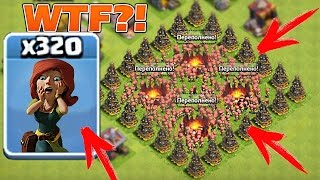 VILLAGERS ATTACK IN CLASH OF CLANS! | FIRST EVER IN COC HISTORY | COC EPIC RAID OF 2017 !