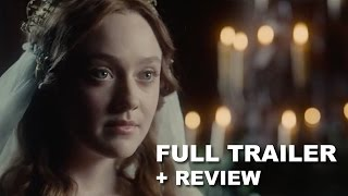 Effie Gray Official Trailer + Trailer Review - Dakota Fanning : Beyond The Trailer