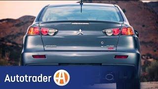 2013 Mitsubishi Lancer Evolution: New Car Review - AutoTrader