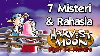 Video 7 Rahasia & Misteri Harvest Moon : Back to Nature yang Mungkin Belum Kamu Ketahui - TAG 7 MP3, 3GP, MP4, WEBM, AVI, FLV Juni 2019