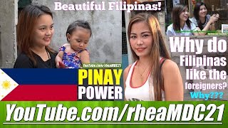 Video Beautiful Girls of the Philippines: Find Out Why Filipinas in Manila Like Foreigners. Part 1 of 2 MP3, 3GP, MP4, WEBM, AVI, FLV Agustus 2018