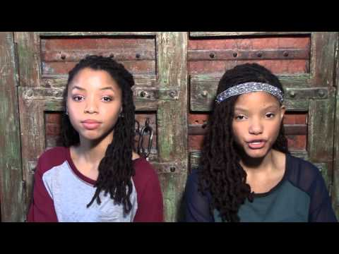 "Beyonce - ""Pretty Hurts (Chloe X Halle Cover)"""