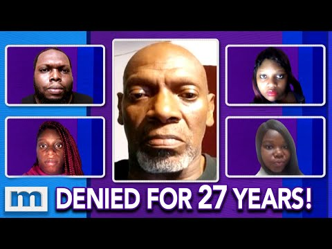 4 KIDS...DENIED FOR 27 YEARS! | MAURY
