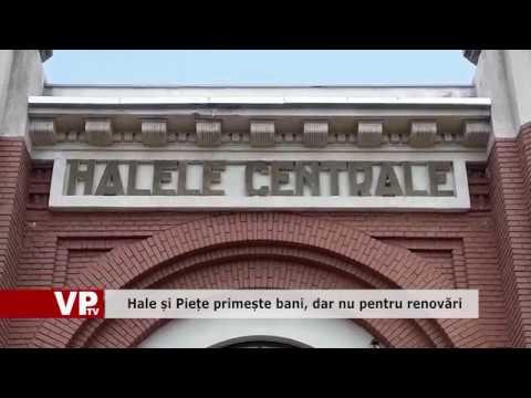 Hale și Piețe primește bani, dar nu pentru renovări