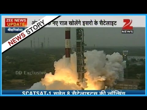 ISRO successfully launches PSLV-C35 with eight satellites