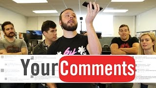 WE HIRED WHO?! - Funhaus Comments #62