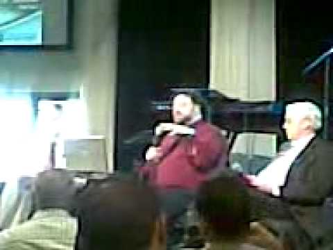 Jonathan Sarfati speaking about Intelligent Design