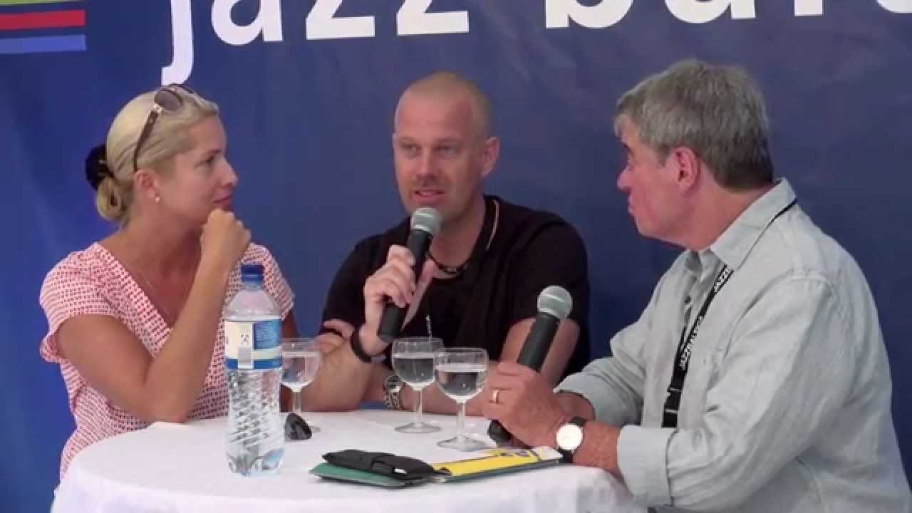Jazz Talk mit Viktoria Tolstoy & Jacob Karlzon