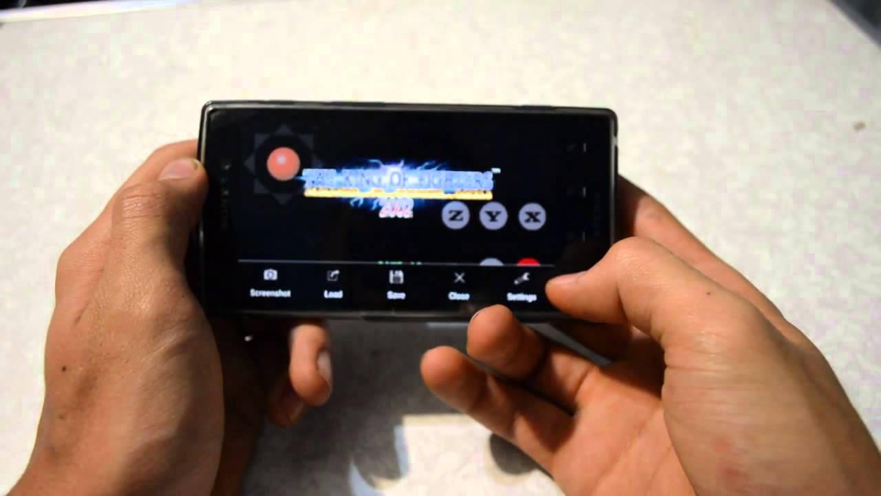 Descargar Tiger Arcade 2.2 (emulador de neogeo) para android (Apk + Bios) para Celular  #Android