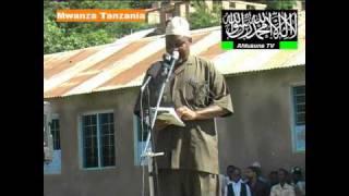 Historia ya uislamu Tanzania Kabla na baada ya uhuru Mtoa Mada Ust  Ilunga H  Kapungu Prt 1 By Ahmed