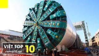 Những cỗ máy khổng lồ