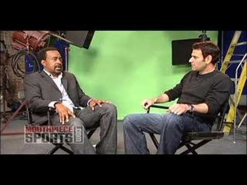 On the Set with Saturday Night Live Comedian Tim Meadows-Part 1