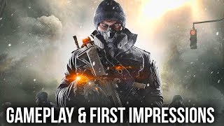 The Division 2 Exclusive Gameplay Walkthrough & First Impressions