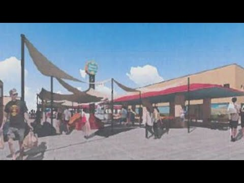 Housing and entertainment development coming to busy Albuquerque intersection