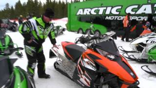 9. Show 1. 2012 Arctic Cat.  Act 2 of 4
