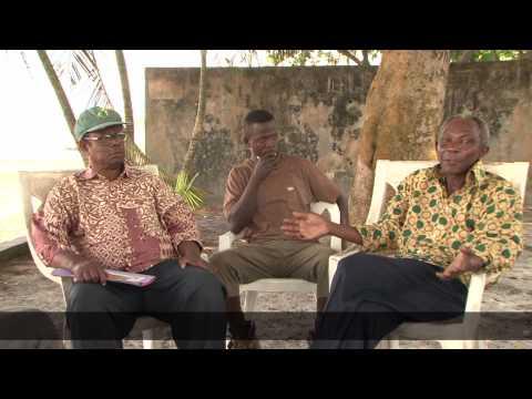 L'évolution de la langue mpongwe par Kialla видео