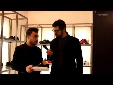 Fessura | Designer Footwear Interviews | Micam Milano | City Soles TV