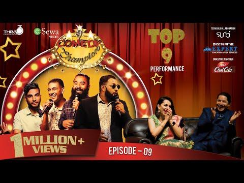 Comedy Champion - Episode 9