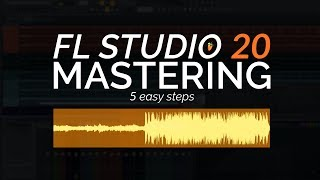 Video How To Master Your Music in FL Studio 20 (Stock Plugins) MP3, 3GP, MP4, WEBM, AVI, FLV Mei 2019