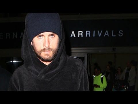 Scott Disick Is Confronted With News Of Kourtney's Date With Justin Bieber