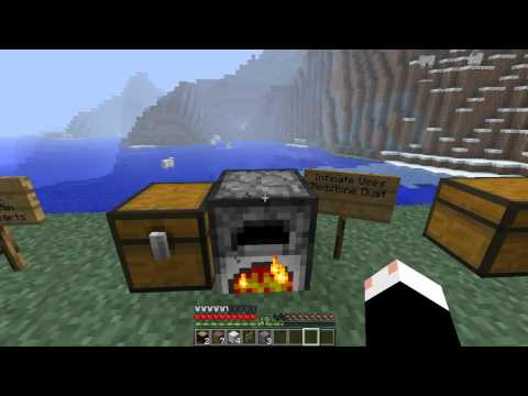 how to make obsidian in minecraft youtube