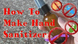 "In this tutorial I show you my safe, healthy recipe for aloe vera and essential oil based hand sanitizer! Use safe, antimicrobial essential oils to kill germs, without the harmful effects of Triclosan and other toxic chemicals.Music by Joe Bagale ""Until We Meet Again"" Youtube Audio Library Creative Commons License fair use,♥♥♥♥♥♥♥♥♥♥♥♥♥♥♥♥♥♥♥♥♥♥♥♥♥♥♥♥♥♥♥♥♥♥♥♥♥♥♥♥♥♥♥♥Follow Katrinaosity...On Etsy ♥ http://www.etsy.com/shop/katrinaosityOn Facebook ♥ https://www.facebook.com/pages/Katrinaosity/166748913427585On Tumblr ♥ http://katrinaosity.tumblr.com/On Twitter ♥ https://twitter.com/KatrinaosityOn Pinterest ♥ http://pinterest.com/katrinaosity/On Polyvore ♥ http://www.polyvore.com/katrinaosity/♥♥♥♥♥♥♥♥♥♥♥♥♥♥♥♥♥♥♥♥♥♥♥♥♥♥♥♥♥♥♥♥♥♥♥♥♥♥♥♥♥♥♥♥♥Mail:Katrina SherwoodPO Box 1126 Culver City, CA90232Hi, I'm Kat, and I make lots of DIY videos, about everything from DIY jewelry, home decor, gifts, and crafts, to Gluten Free recipes, No-poo hair care, DIY hair extensions, how to make sugaring wax and arabic wax for natural hair removal, and how to make a bracelet out of a toothbrush. Here you can watch videos about friendship bracelets, whitening your teeth with activated charcoal, or even skip on over to my second channel for Story Time videos and vlogs!Shiny, Pretty Things!"