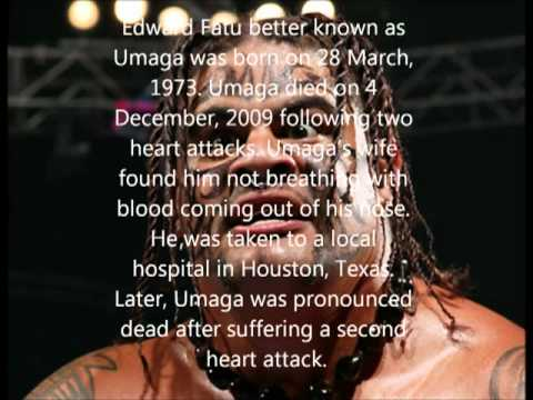 WWE Wrestlers Who Have Died Names