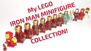 These are all the LEGO Iron Man minifigures in my personal collection...to date, I have all but ONE Iron Man minifigure that LEGO has made. I hope you enjoy the video!Help support this channel and visit my Bricklink store. Here's the link: http://www.bricklink.com/store/home.page?p=CoolKidBricks#/termsDon't hesitate to follow me on Instagram: https://www.instagram.com/coolkidbricksLEGO® is a trademark of the LEGO Group of companies which does not sponsor, authorize or endorse this site.