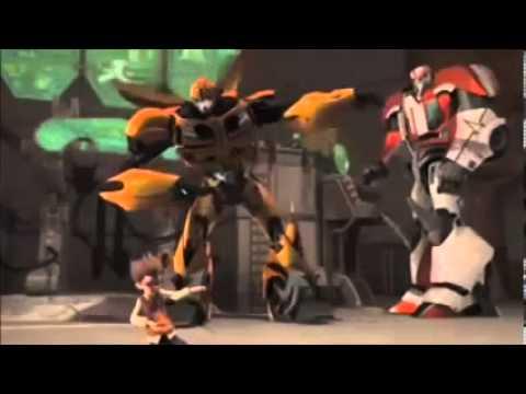 Transformers Prime - Gangnam Style