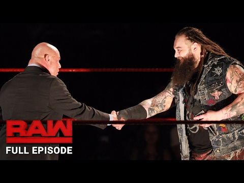 WWE RAW Full Episode, 1 May 2017