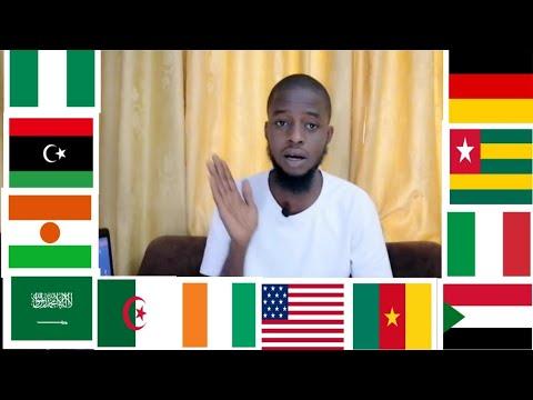 ko kunsan Kasashen Da Sukafi Kallon Video Mahdy Tech. Alhamdulillah