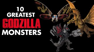 Video 10 Greatest Godzilla Monsters MP3, 3GP, MP4, WEBM, AVI, FLV Juni 2019