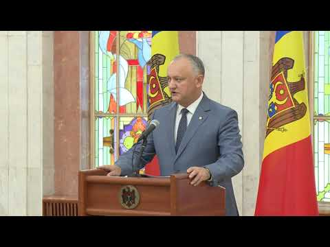 Președintele a convocat în regim de urgență ședința Consiliului Suprem de Securitate