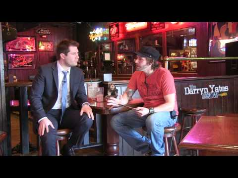 Ryan Stout on The Darryn Yates Show - March 2013