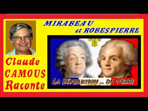 Claude Camous raconte Mirabeau et la Reine