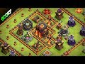 TH10 Best Trophy Base | CoC Th10 Base 2018 | March Inferno Update - Clash Of Clans
