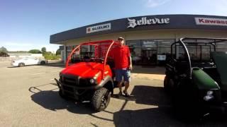 9. 2017 Mule SX vs 2016 Mule 610