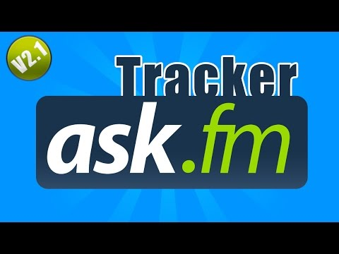 Ask fm tracker - Track Anonymous Question
