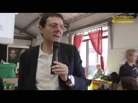 L'intervento di Leonardo Becchetti al convegno Cibo per Tutti 2015