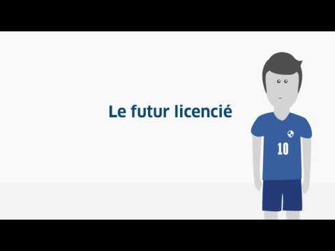 Dématerialisation de la demande  de licence 2017/2018