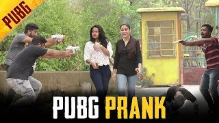 PUBG Prank in India - PUBG in Real Life | Baap of Bakchod - Raj