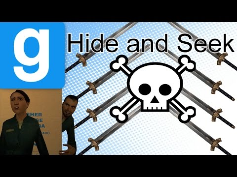 hide - MOAR HIDE AND SEEK HERE!: http://bit.ly/1cT7b0n Hide and Seek is game mode where you hide in any place you can find and pray that the seeker doesn't find you. Once your caught, you join the...