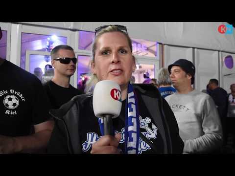 Holstein Kiel empfängt den VfL Wolfsburg zum Relegati ...