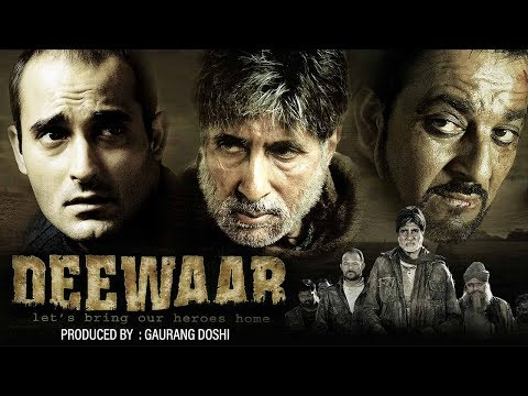Deewaar (2004) | Amitabh Bachchan | Sanjay Dutt | Akshaye Khanna | Bollywood Action Movies