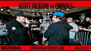 King of the Dot | Scott Jackson vs. Ominous