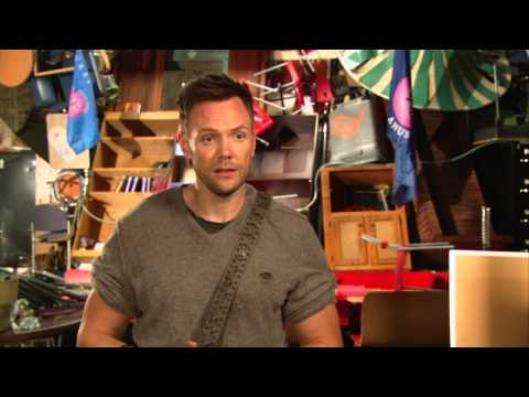 Community: Joel McHale Talks about Geothermal Escapism Episode
