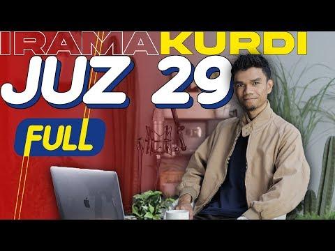 JUZ 29 FULL IRAMA KURDI - Muzammil Hasballah