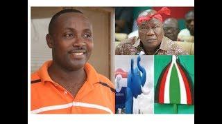 NPP ACTING GENERAL SEC. JOHN BOADU REPLIES NDC PRESS CONFERENCE
