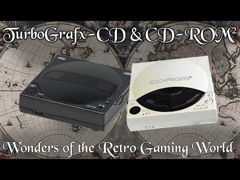 TurboGrafx-CD & CD-ROM²: Wonders of the Retro Gaming World
