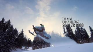 6. 2018 Early Release ZR 8000 Sno Pro